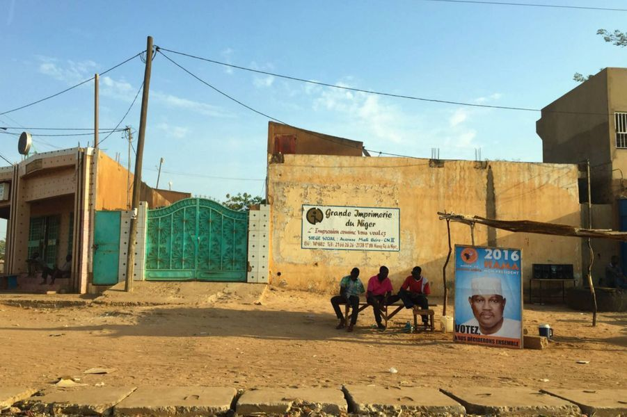 Grand absent de la campagne Hama Amadou, emprisonné depuis le 14 février