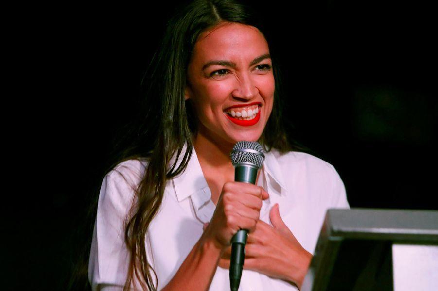 Alexandria Ocasio Cortez a été élue dans le14ème district congressionnel de New York.