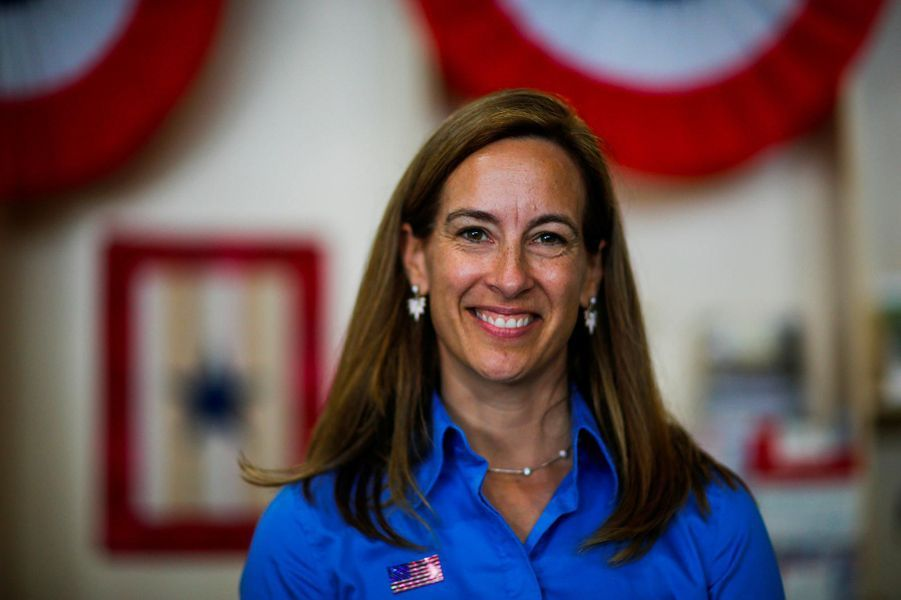 Mikie Sherrill a été élue dans le 11e district congressionnel du New Jersey.