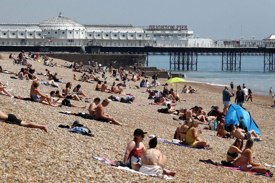 Brighton, Angleterre.