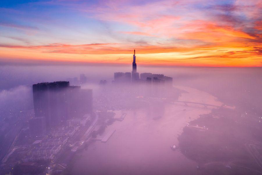Le Landmark 81 est le plus haut gratte-ciel de l'Asie du sud est.