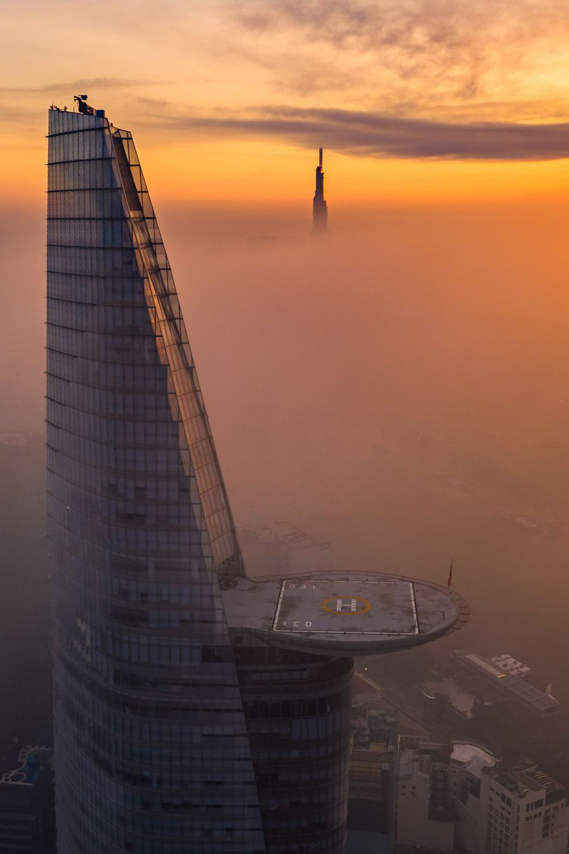 LaBitexco Financial Tower, 263 mètres.
