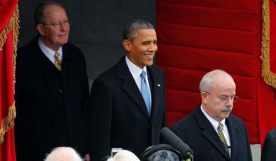L'arrivée de Barack Obama