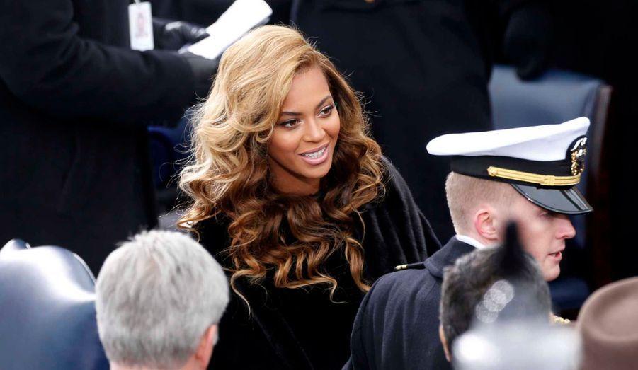 L'arrivée de Beyoncé