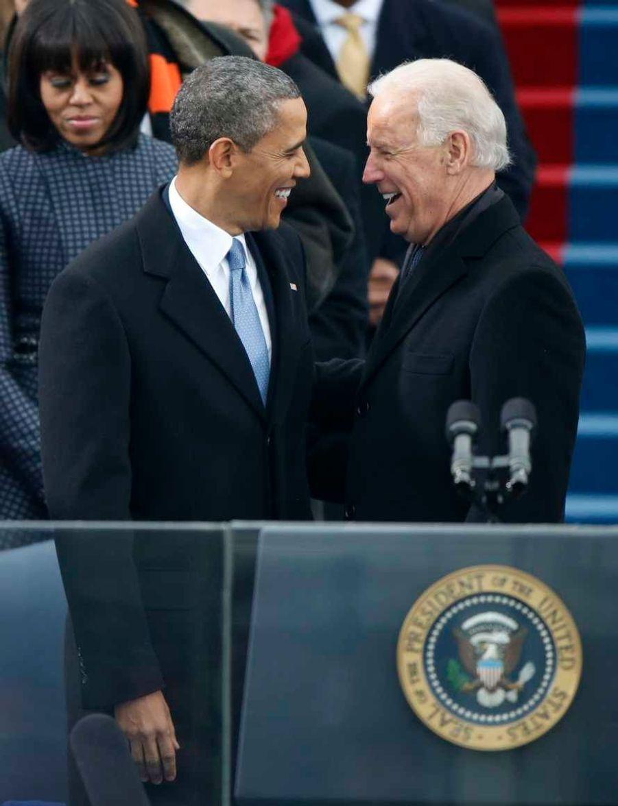 Le président et son vice-président