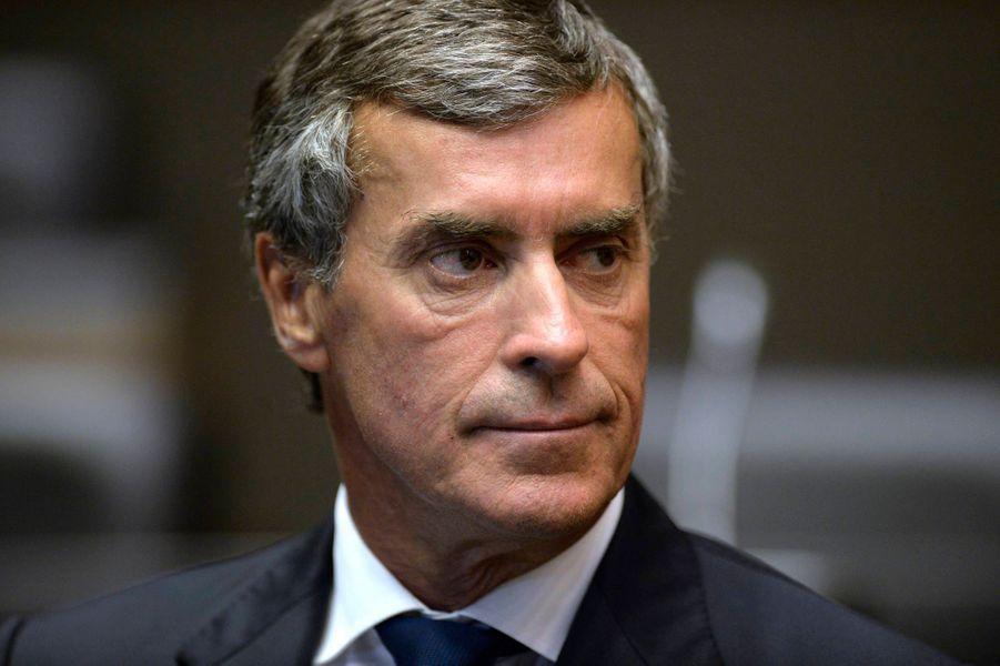 L'ancien ministre du Budget français Jérôme Cahuzac