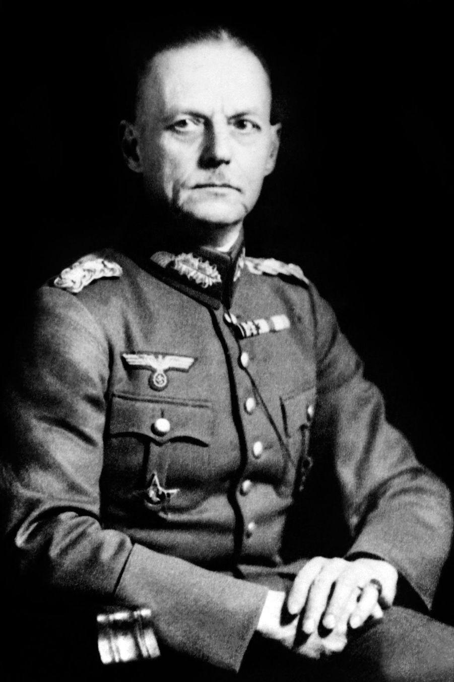 Le général Gerd von Rundstedt, entre 1943 et 1944.