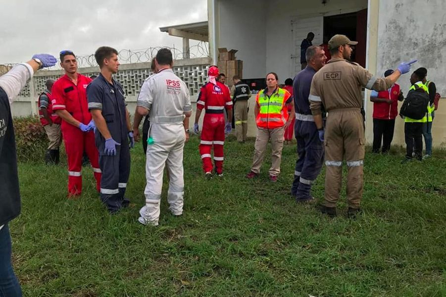 Le cyclone Idai a fait plus de 300 morts.
