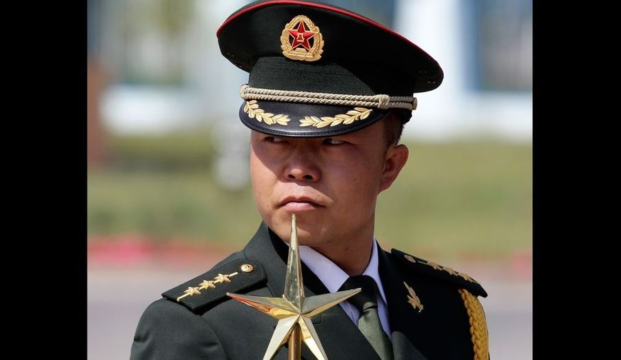 Officier Chinois