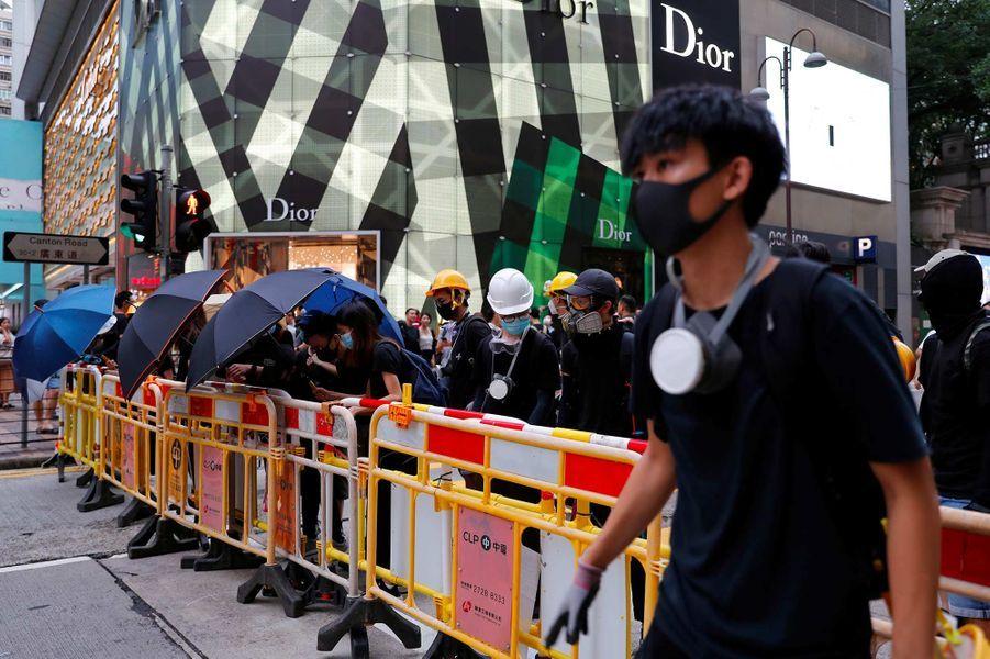 Manifestation à Hong Kong, le 3 août 2019.