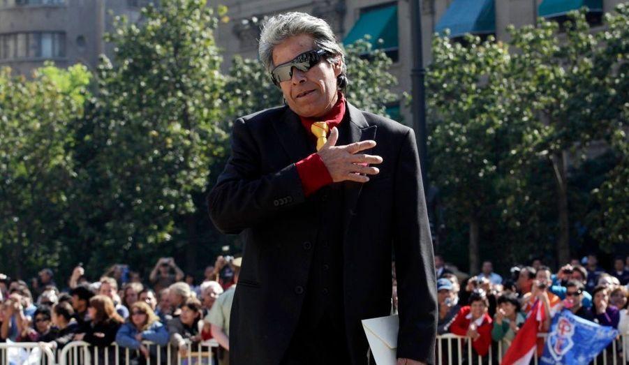 Le mineur Mario Gomez.