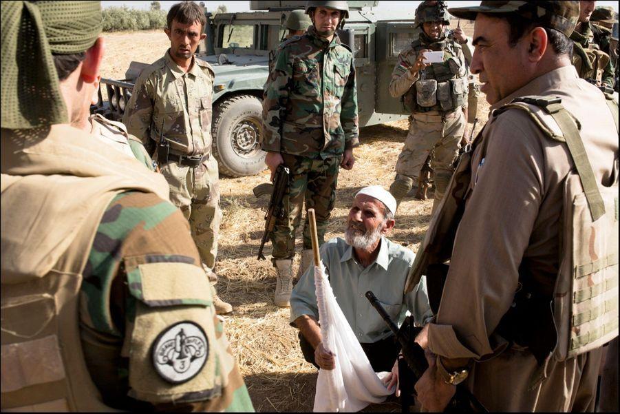 Mossoul : nos reporters sur le front en Irak