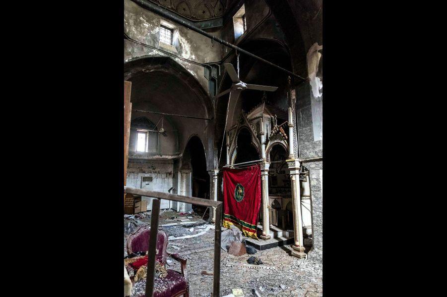 Cette église sera rendue au culte. L'Eglise syriaque catholique compte encore 100 000 fidèles au Proche-Orient. Mais 70 000 ont choisi l'exil.