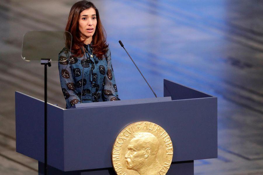 Nadia Muradà Oslo, le 10 décembre 2018.