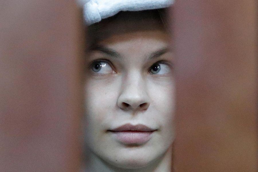 L'escort girl bélarusseAnastasia Vachoukevitch, plus connue sous le pseudonyme de Nastia Rybka, est toujours en détention à Moscou. Arrêtée en Thaïlande pour prostitution, elle clame son innocence et promet des révélations sur les liens entre le pouvoir russe et les élections américaines.
