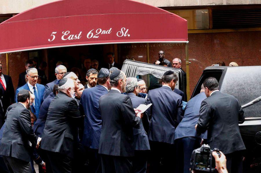 New York dit adieu à Elie Wiesel