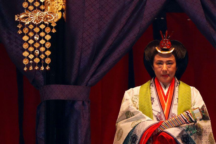 L'impératrice Masako