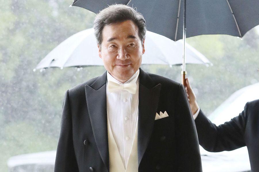 Le Premier ministre sud-coréenLee Nak-yeon