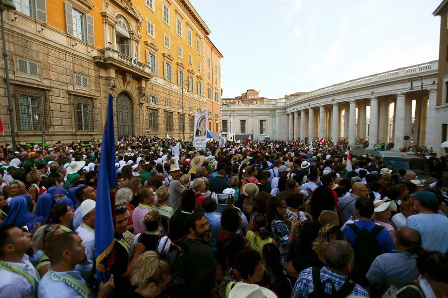 Mère Teresa a été canonisée dimanche 4 septembre au Vatican, par le pape François.