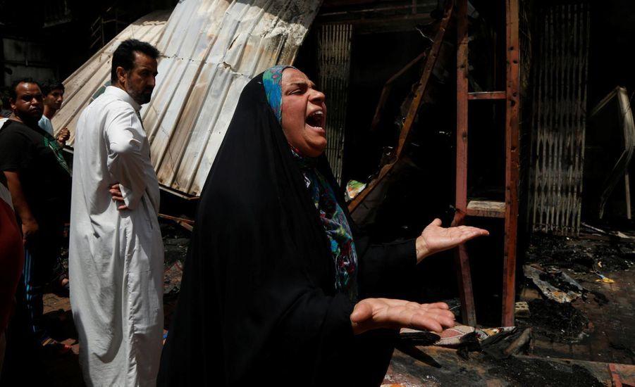 Triple attentat meurtrier revendiqué par Daech en Irak