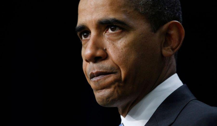 Barack Obama fête son premier anniversaire à la Maison blanche ce mercredi. Un anniversaire assombri par la victoire de deux Républicains aux élections locales de Virginie et du New Jersey.