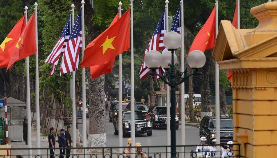 Obama: début d'une tournée asiatique historique