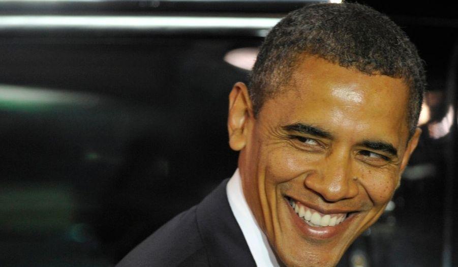 Le président des Etats-Unis a marqué le sommet du G20 de son empreinte. Toujours disponible pour les photographes, volontiers rieur avec les autres chefs d'Etat, l'homme le plus puissant du monde selon le magazine Forbes a tenu à démontrer la détermination de tous à sortir de la crise économique mondiale.