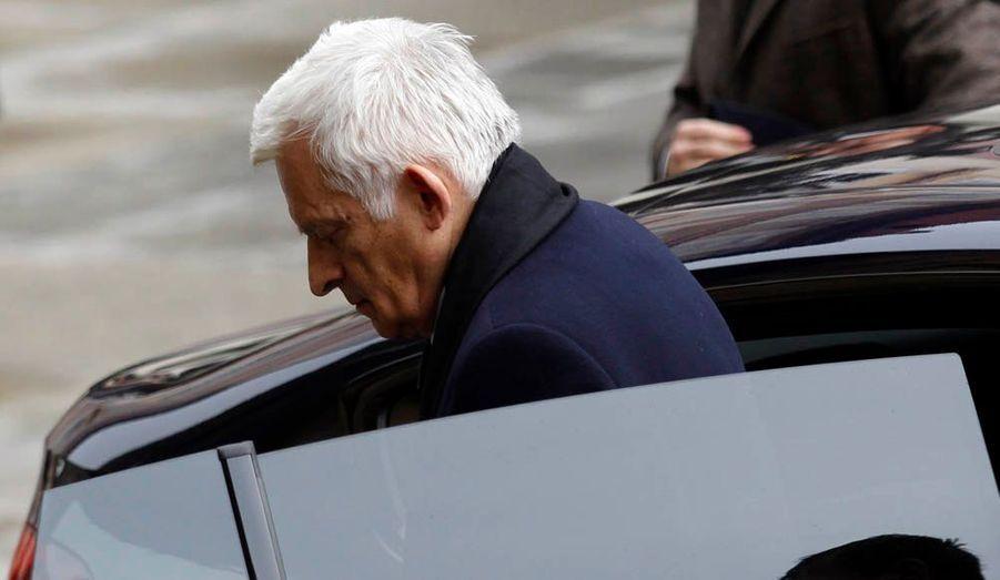 Le président du Parlement européen, Jerzy Buzek