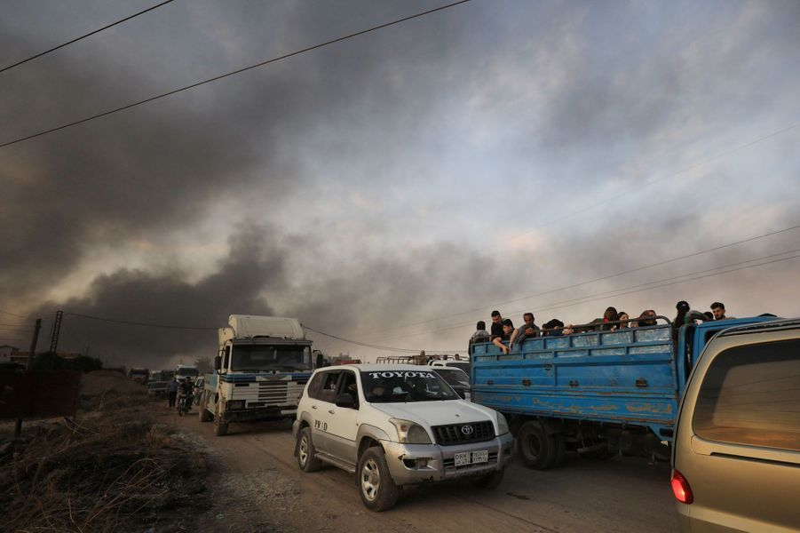 Le premier bilan de l'Observatoire syrien des droits de l'Homme (OSDH) suite àl'offensive turque contre les forces kurdes dans le nord-est de la Syrie, fait état de 15 morts dont huit civils.