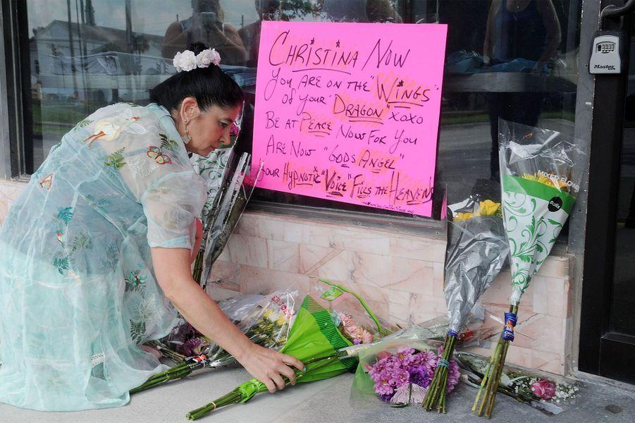 La veille, la chanteuse Christina Grimmie avait été tuée par balles à la sortie d'un concert