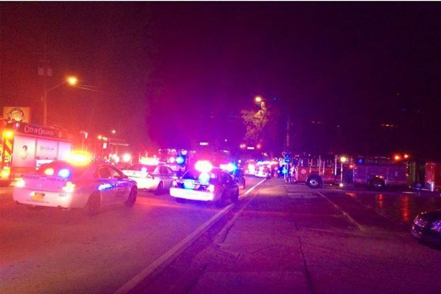 Une nouvelle fusillade a éclaté dimanche matin à Orlando