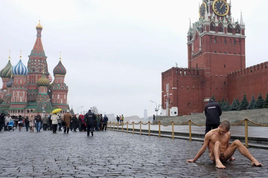 Le 10 novembre 2013, à Moscou