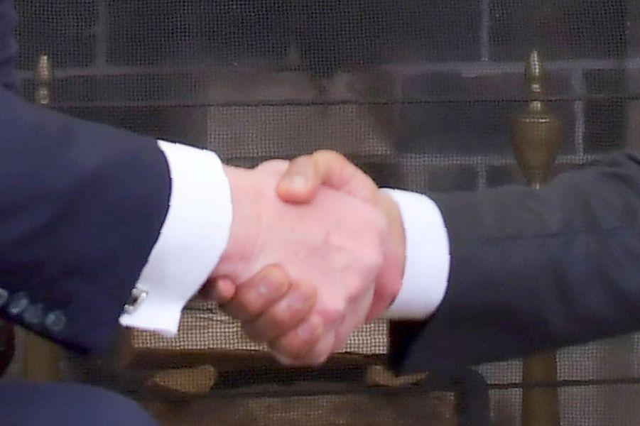 Premier entretien entre Obama et Trump dans le Bureau ovale
