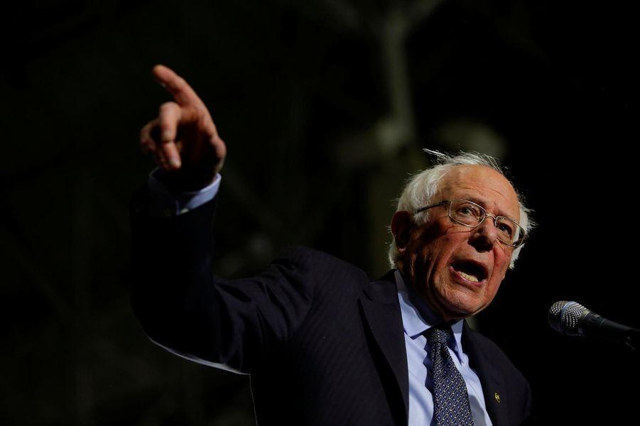 Le sénateur du Vermont Bernie Sanders.