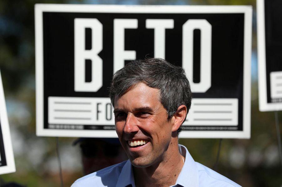 L'ancien élu à la Chambre des représentants Beto O'Rourke.