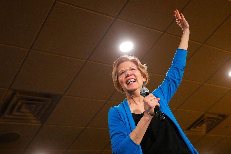 La sénatrice du Massachusetts Elizabeth Warren.