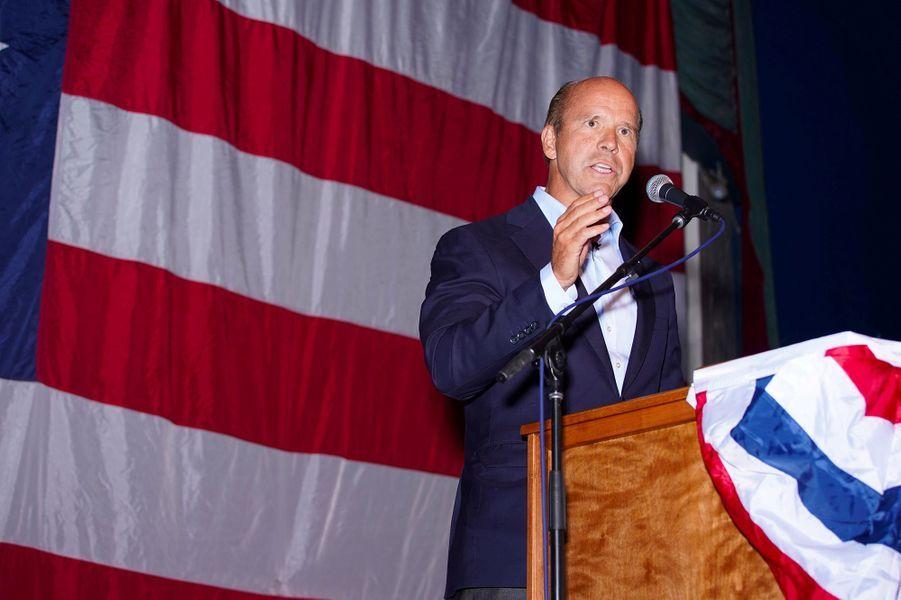 L'ancien élu à la Chambre des représentants pour le Maryland John Delaney.