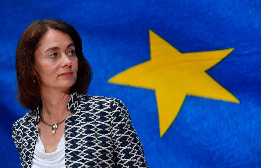 Katarina Barley, eurodéputée des sociaux-démocrates allemands.