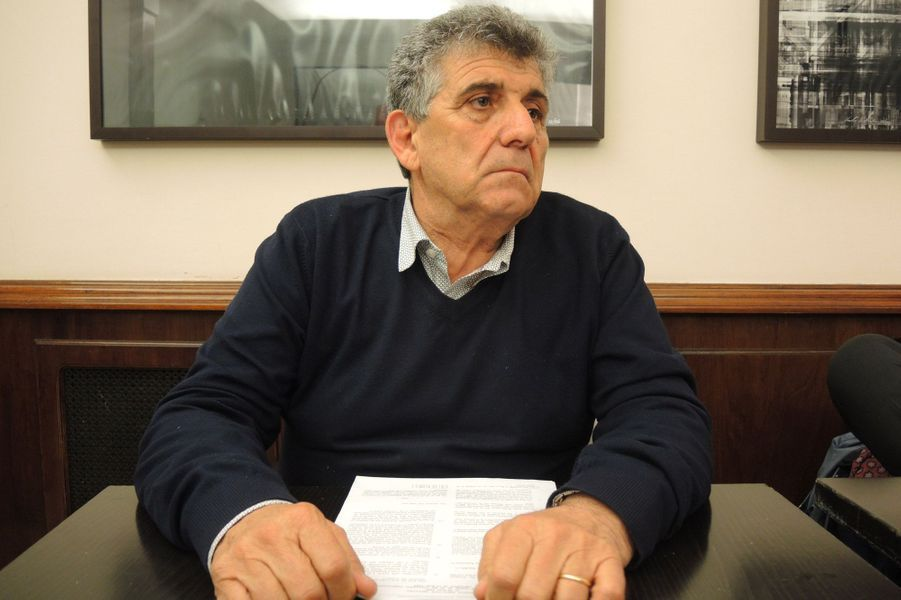 Pietro Bartolo, eurodéputédu Parti démocrate italien.