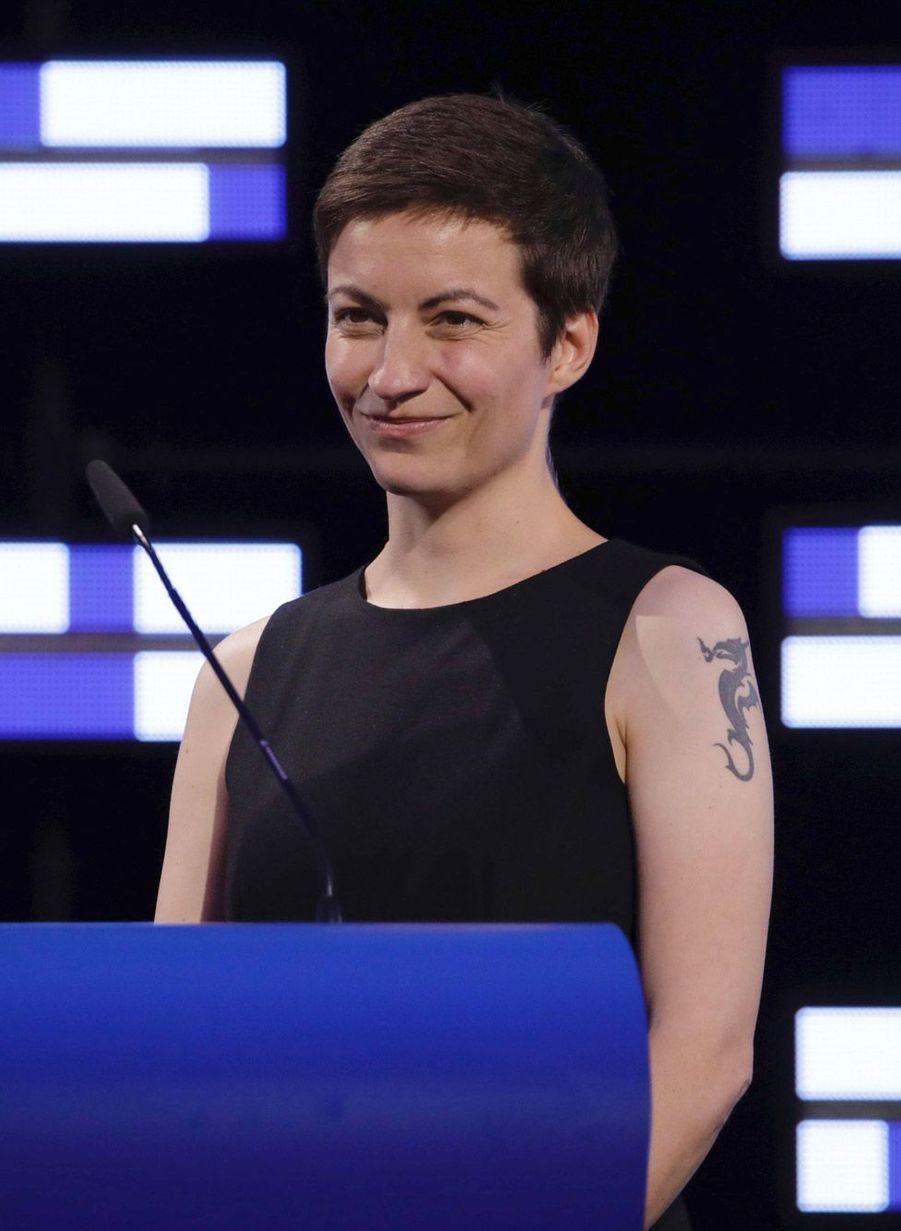 Ska Keller, eurodéputée des Verts allemands, candidate à la présidence de la Commission européenne.