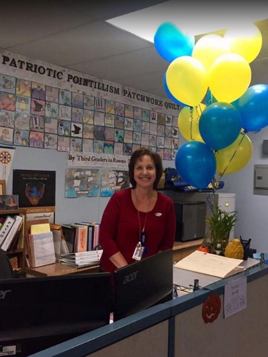 Susan Smith, 53 ans, était mère de famille. Elle travaillait dans une école primaire de Californie.