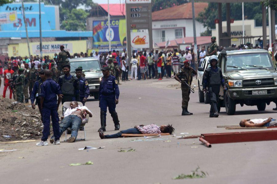 Les manifestations du 19 septembre 2016 ont fait 17 victimes selon les autorités, des dizaines selon l'opposition