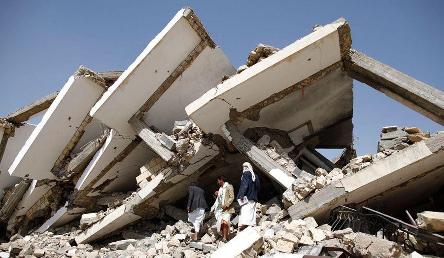 L'armée régulière yéménite accuse l'Iran de soutenir la rébellion.
