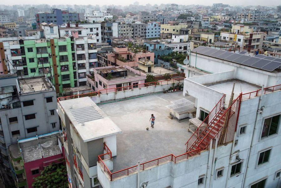 Dacca au Bangladesh.
