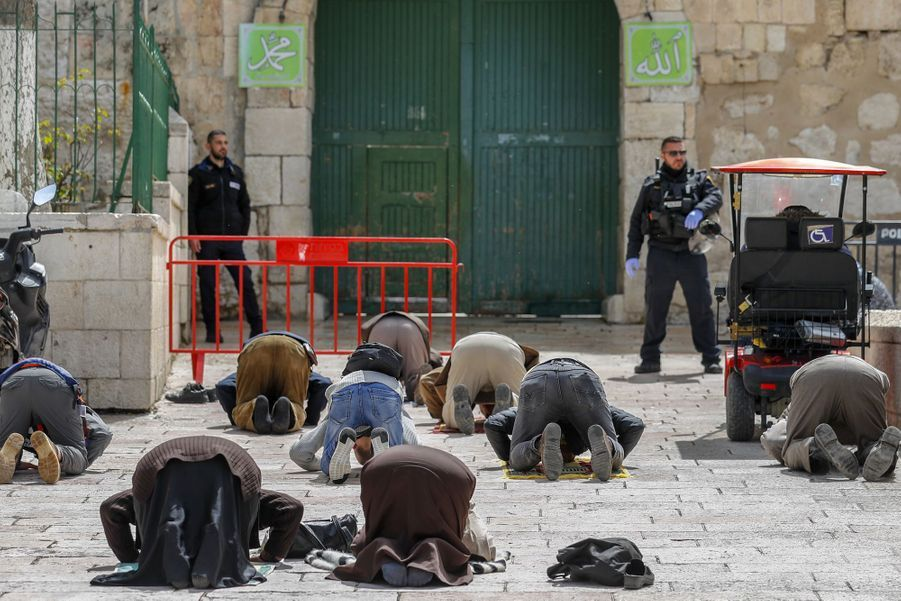 Jérusalem, en Israël.