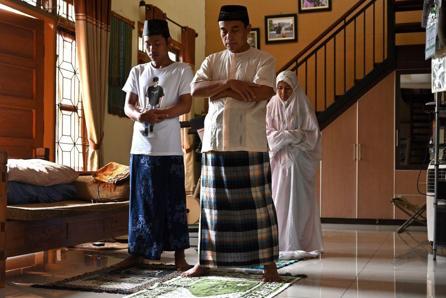 Tangerang, en Indonésie.