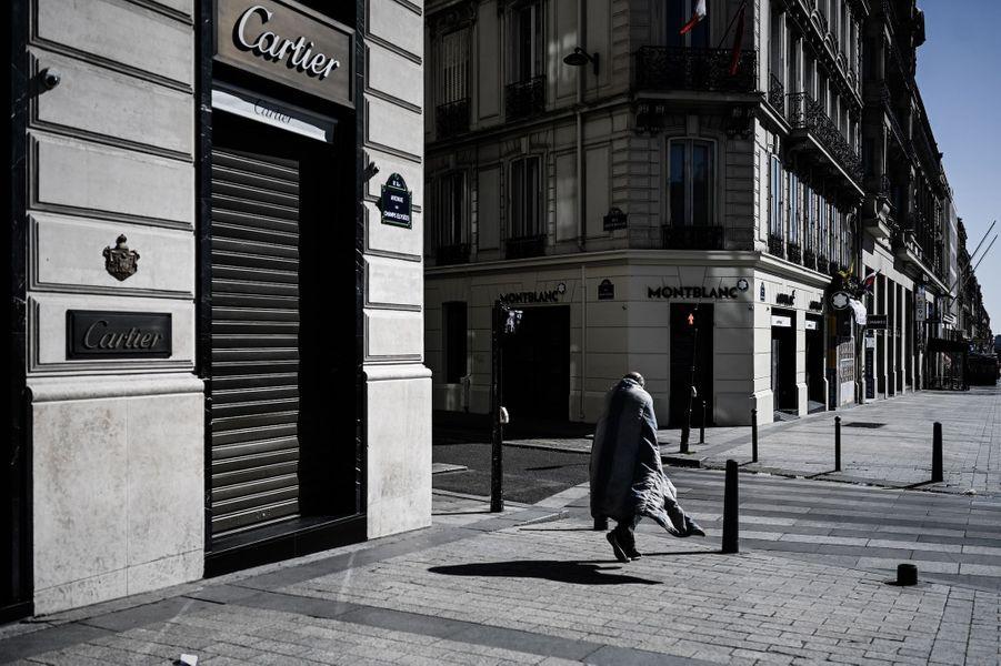 Paris, en France.