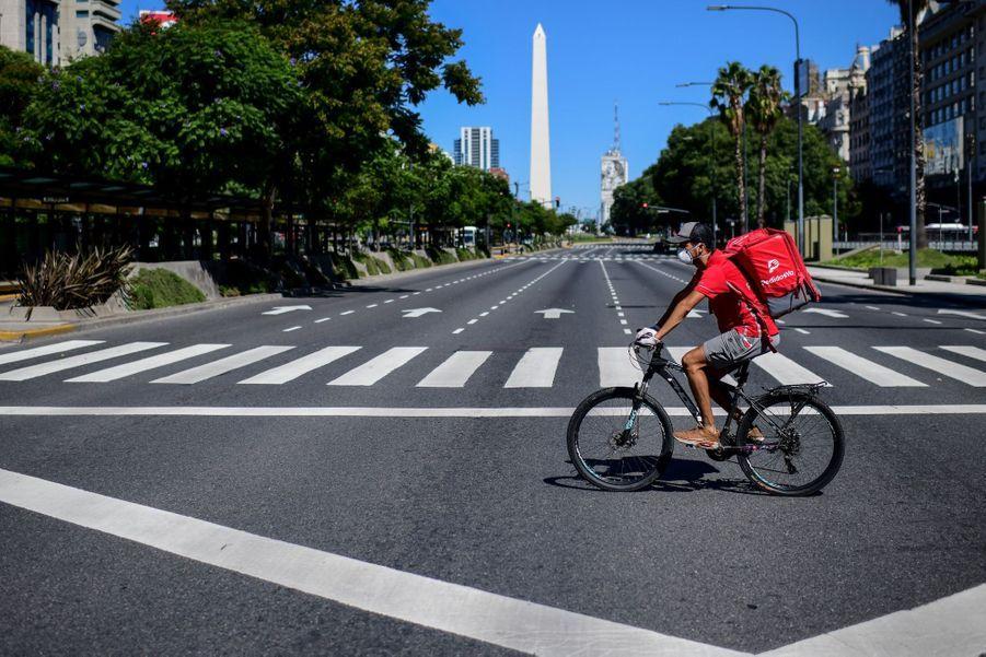 Buenos Aires en Argentine.