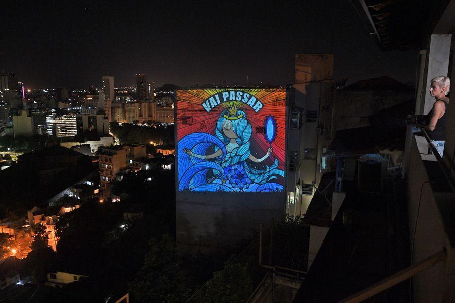 Rio de Janeiro au Brésil.