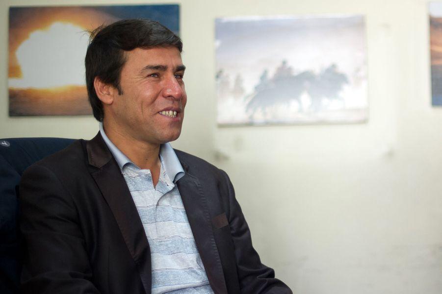 Shah Marai a été tué lundi à Kaboul.